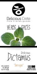 Delicious Crete Diktamos 20g DELICIOUS CRETE