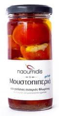 Naoumidis Piperia Moustopiperia - řeckým sýrem plněné BIO florina papriky 260g NAOUMIDIS