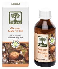 BIOselect Přírodní mandlový olej 100ml BIOselect®