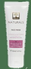BIOselect Maska na obličej na suchou a citlivou pokožku 50ml BIOselect® NATURALS