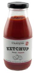 Dolopia Pikantní kečup s medem a extra panenským olivovým olejem 280g DOLOPIA