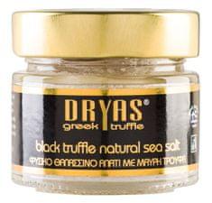 Dryas truffle Mořská sůl s černými řeckými lanýži 100g DRYAS
