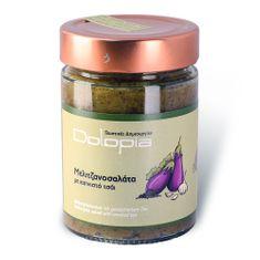 Dolopia Lilková pomazánka s uzeným čajem 350g DOLOPIA