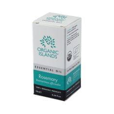 Organic Islands BIO rozmarýnový esenciální olej z Naxosu 10ml ORGANIC ISLANDS