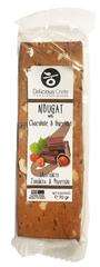 Delicious Crete Nougat tyčinka s lískovými oříšky a čokoládou 70g DELICIOUS CRETE