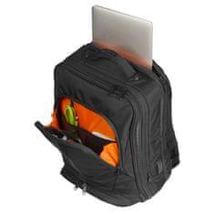 UDG Gear Ultimate Backpack Slim Black/Orange inside