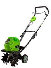 Greenworks Aku kultivátor G40TL 40 V