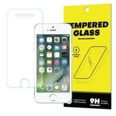 MG tvrdené sklo 9H pre iPhone 5/5S/SE