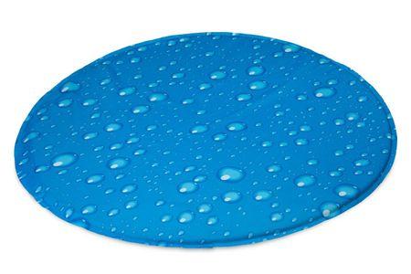 Karlie hűsítő csepp alakú matrac, 60 cm átmérővel