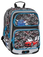 Bagmaster Szkolny plecak Galaxy 7 D