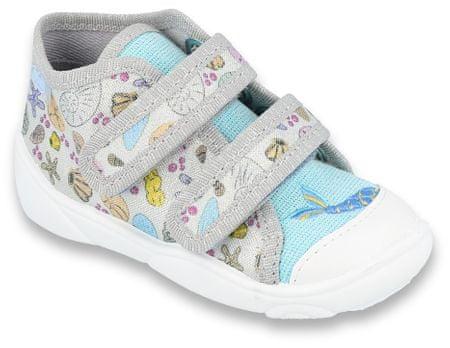 Befado lány sportcipő Maxi 212P065, 24, szürke