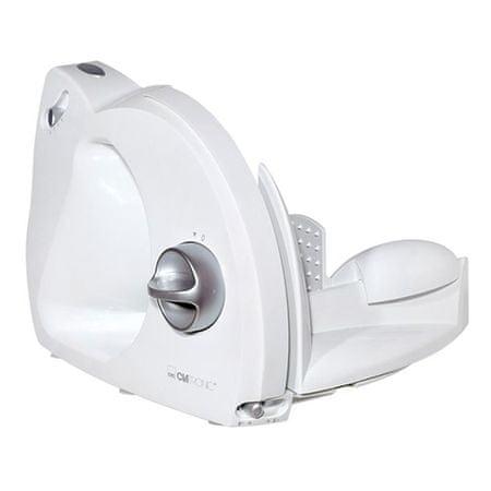 Clatronic AS 2958 fehér / ezüst AS 2958 fehér szelet, 150W, AS 2958 fehér / ezüst AS 2958 fehér szelet, 150W