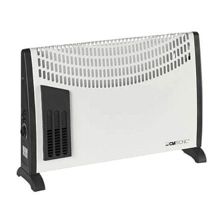 Clatronic KH 3433, konvektor ventilátorral, termosztát, 750/12, KH 3433, konvektor ventilátorral, termosztát, 750/1250 / 2000W