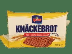RACIO Knäckebrot žitný s vlákninou 250g x 10 balení