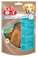 8in1 Pro Dental fileti, 80 g
