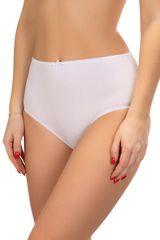 LA/MA Dámské kalhotky 2 pack 400MD-01 white