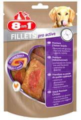 8in1 Pro Active fileti, 80 g