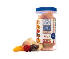 Gemuani MIX 1 sušený mrazem – jablko, mandarinka, jahoda, švestka, meruňka 60g