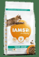 IAMS Vitality Light hrana za mačke, sa svježom piletinom, s manje masnoća, 800 g