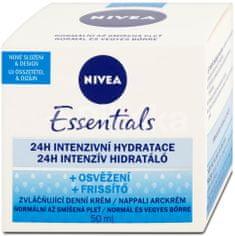 Nivea Essentials dnevna krema za lice, normalna-mještovita koža, 50 ml