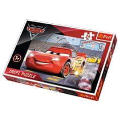 Trefl sestavljanka Maxi Cars, 24 kosov