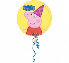 """Anagram Folijski balon 17"""" Peppa Pig"""