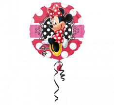 """Anagram Balon foliowy 17"""" - Myszka Minnie"""