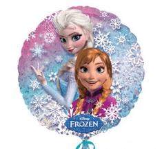 "Anagram Fóliový balón 17"" Frozen"