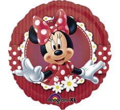 Fóliový balónek Myška Minnie - 43 cm