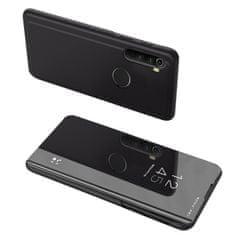 MG Clear View knížkové pouzdro na Xiaomi Redmi Note 8T, černé