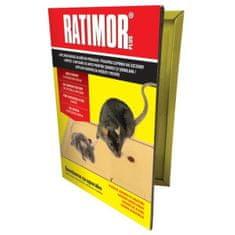 UNICHEM Ratimor Plus Ragadós egér- és patkányfogó lap