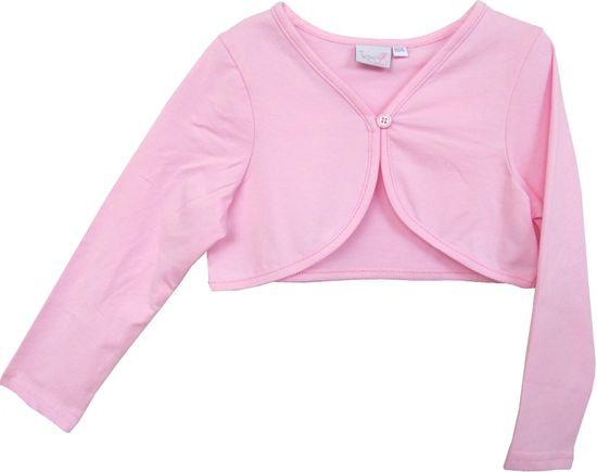 Topo dívčí bolerko 116, růžová