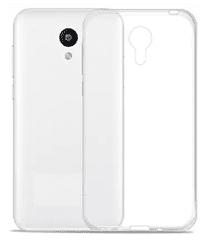 Howanni Silikonový obal pro Acer Liquid Z6 - transparentní