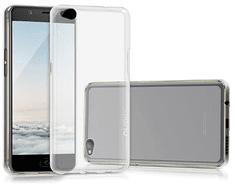 Howanni Silikonový obal pro Nubia M2 Lite - transparentní