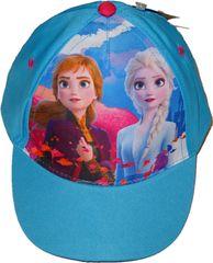 Sun City Kšiltovka Frozen II modrá