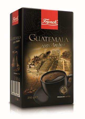 Franck Guatemala mleta kava, 250 g