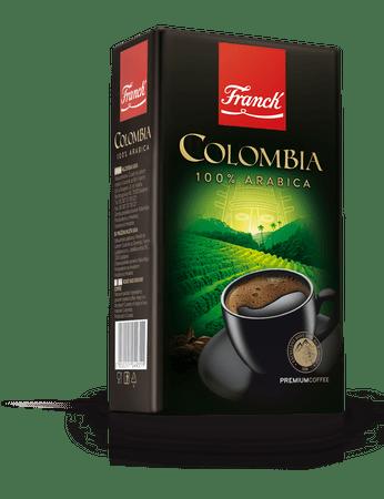 Franck Colombia mleta kava, 250 g