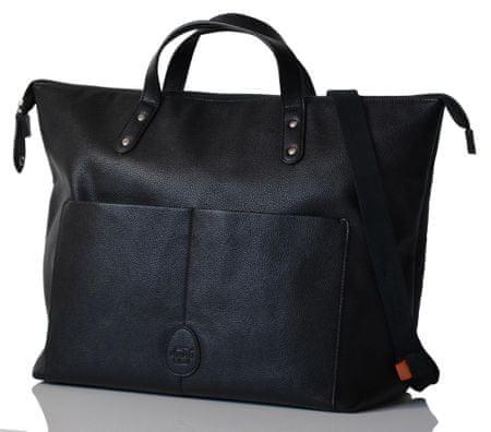 PacaPod SAUNTON fekete - pelenkázó táska és hátizsák