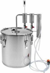 Browin Destilační kolona 30l s chladičem a usazovací nádrží