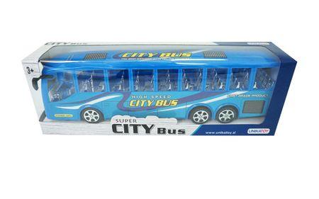 Unikatoy avtobus City, 29 cm
