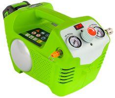 Greenworks Aku vzduchový kompresor G40AC 40 V