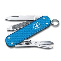 Victorinox žepni nož Classic Alox Limited Edition 2020 - aqua blue