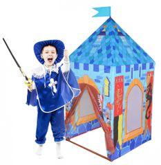 iPlay namiot - zamek małego rycerza