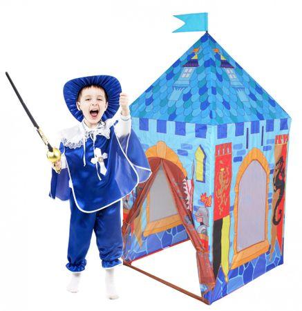 iPlay Šator kula za male vitezove
