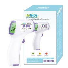 Érintés nélküli hőmérő HeTaiDa HTD8813
