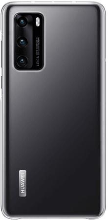 Huawei obudowa ochronna do P40 Lite, transparentna 51993984