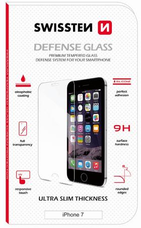 SWISSTEN Zaštitno kaljeno staklo za Xiaomi Redmi Note 8 / Pro RE 2,5D (74517846)