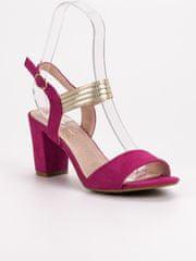 Filippo Elegantní sandály na sloupku