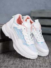 Stylomat Módní sneakersy s kamínky