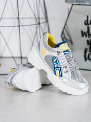 Stylomat Sneakersy se síťkou fashion